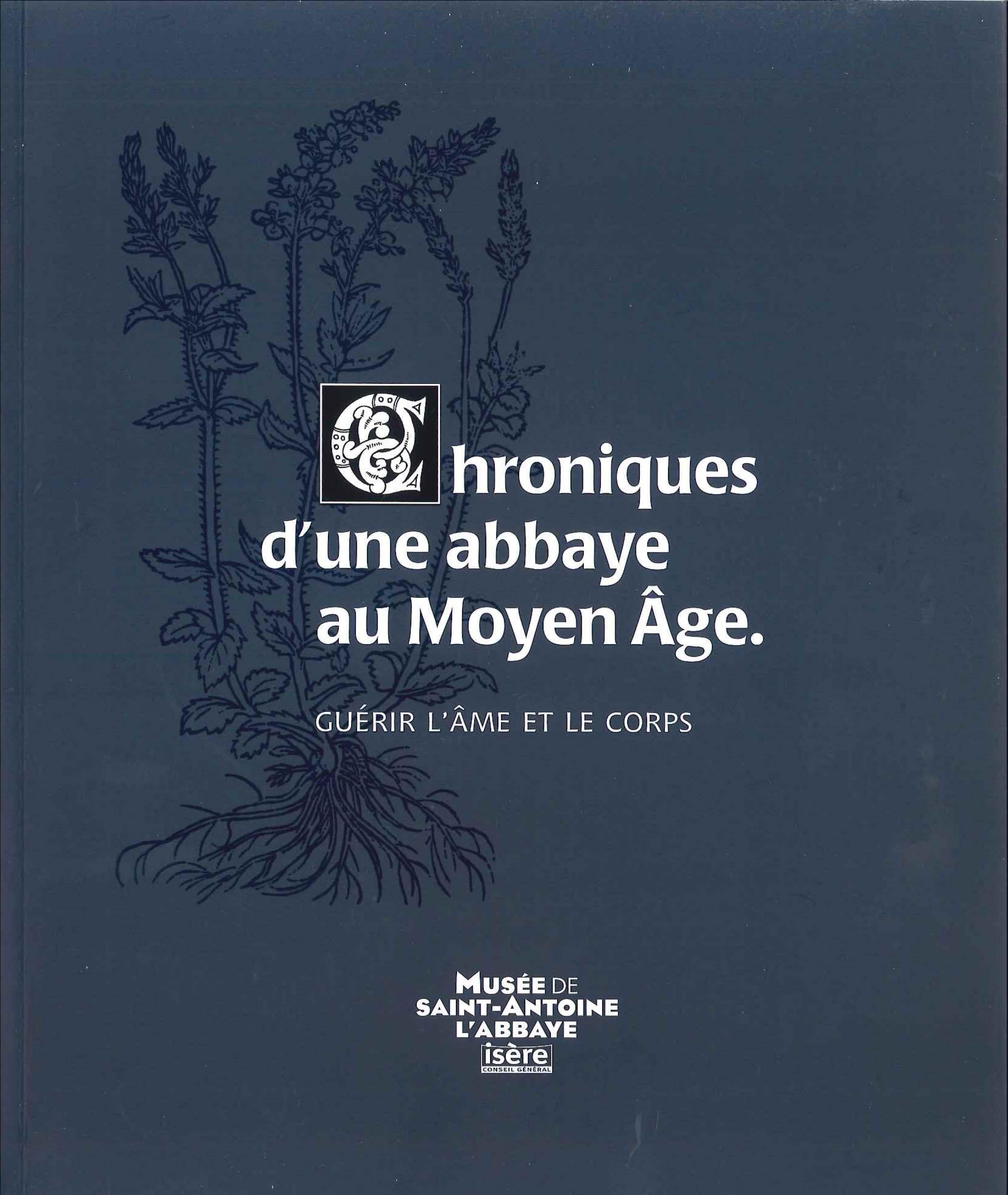 Chroniques d'une abbaye couverture 2013