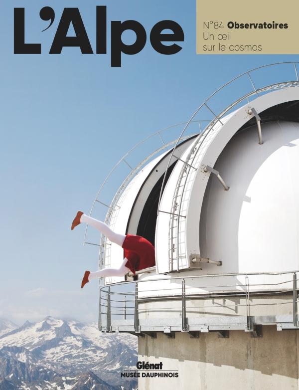 Couverture l'Alpe n°84