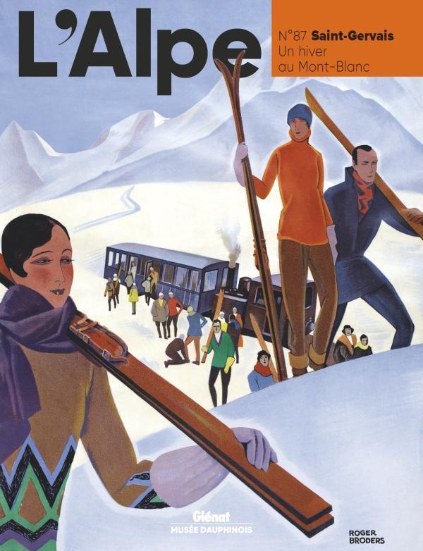 Couverture L'Alpe 87
