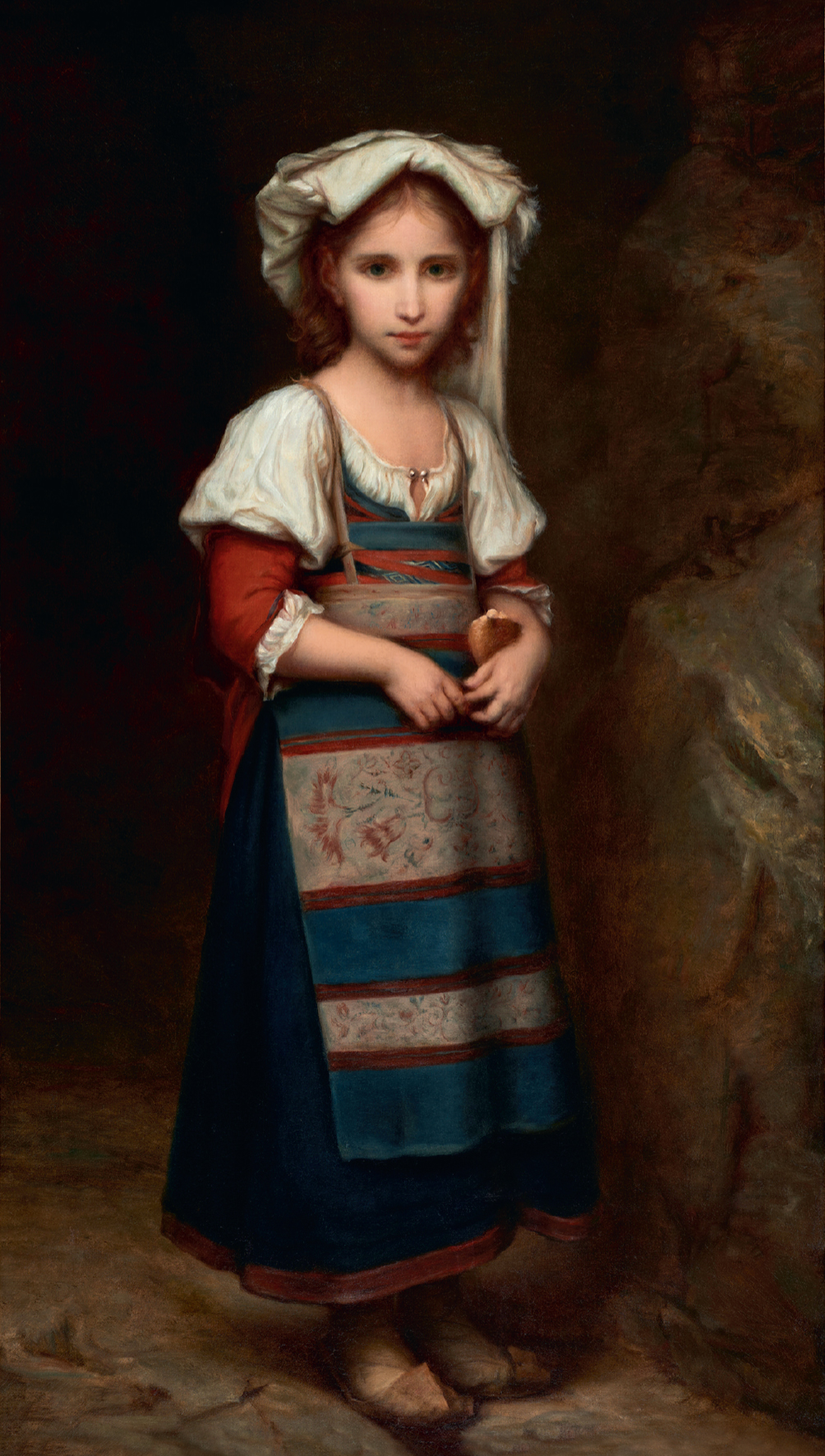 Pasqua Maria, vers1863