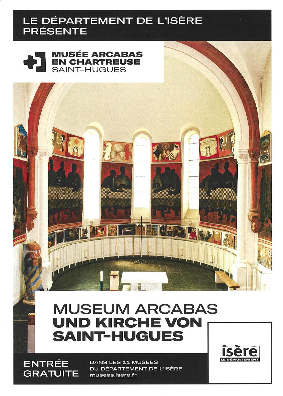 Guide du musée en allemand