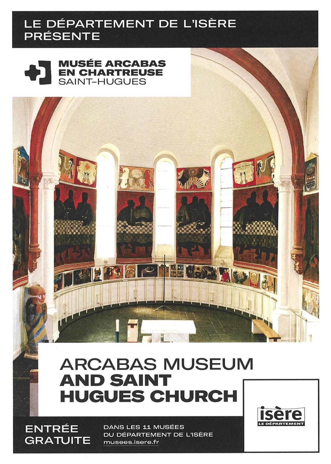 Guide du musée en anglais