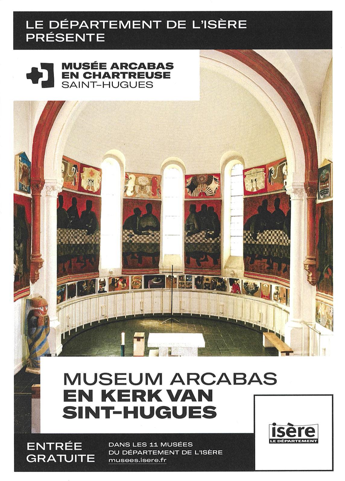 Guide du musée en néerlandais