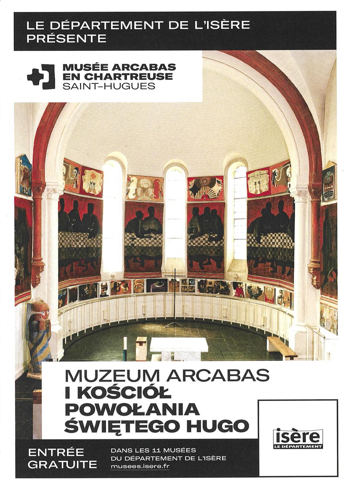 Guide du musée en polonais