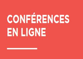 Titre Conférence en ligne OT Grenoble (blanc sur fond orange)