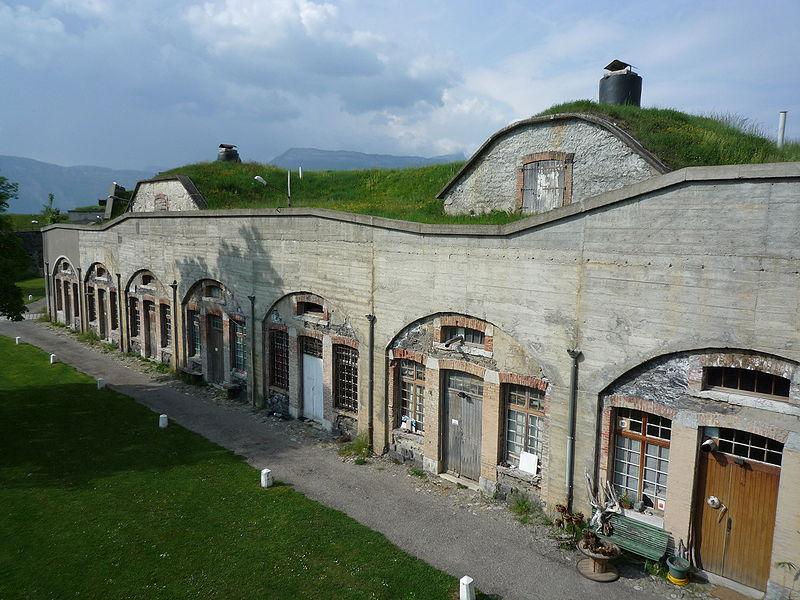 Fort du Mûrier / Crédit Monumentum