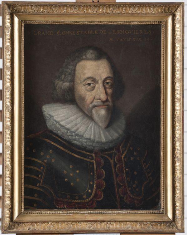 Portrait Lesdiguières _ Collections Musée dauphinois
