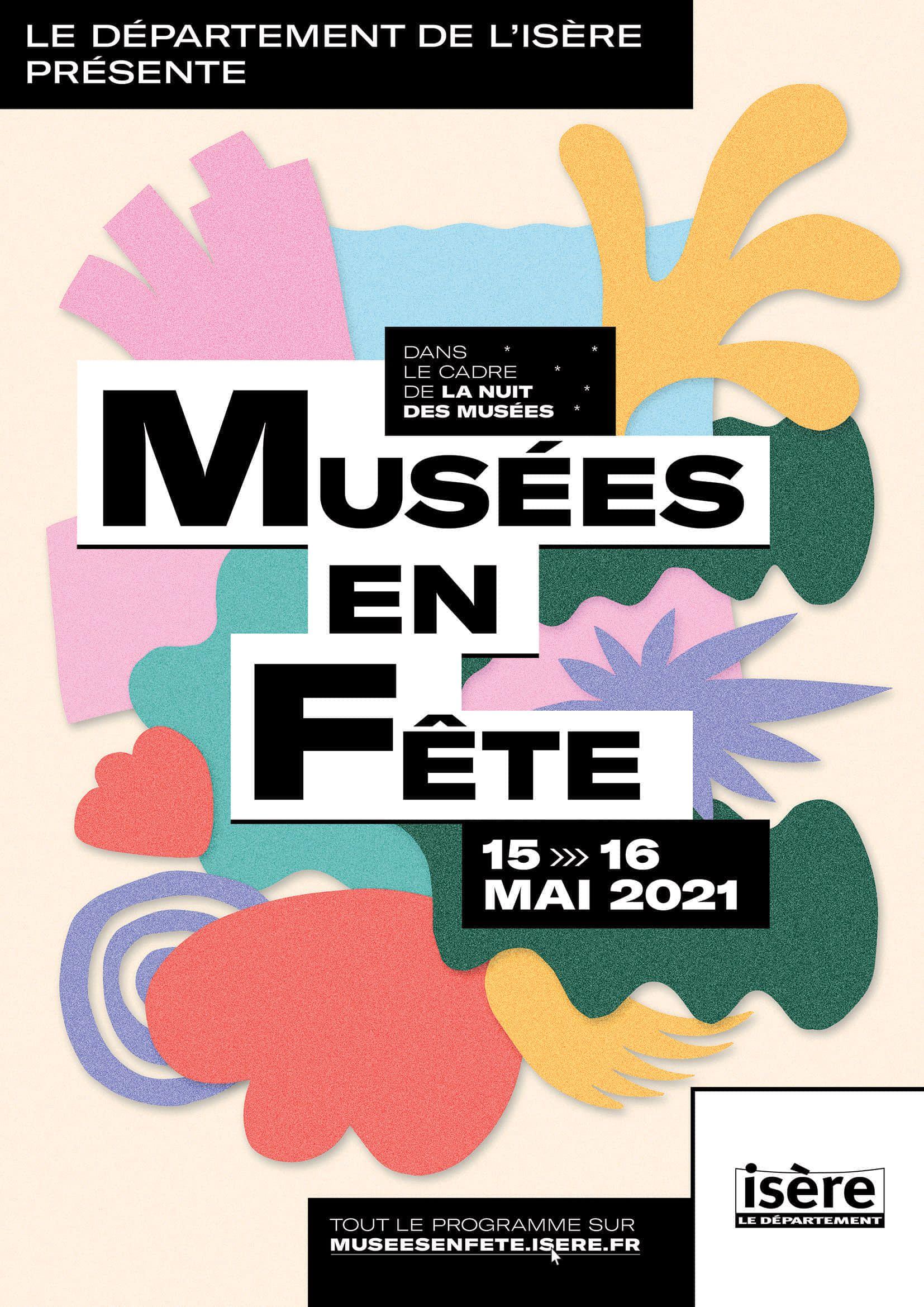 Visuel Musées en fête 2021