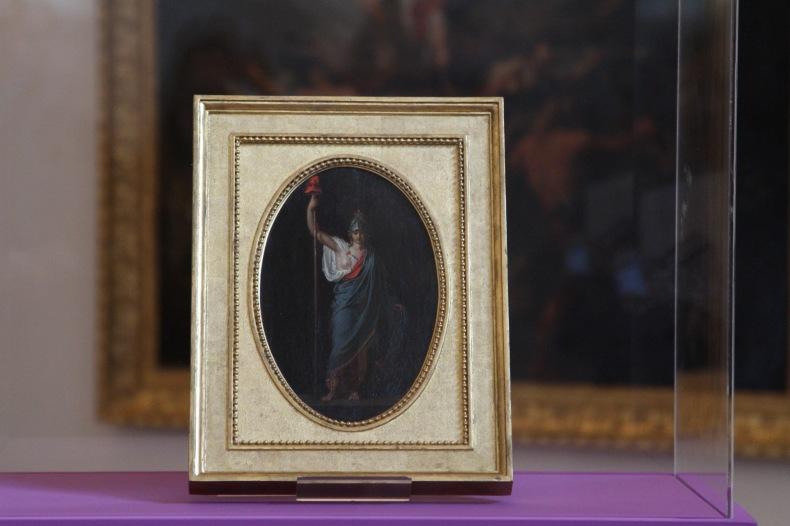La République de Wicar. Collections Domaine de Vizille - Musée de la Révolution française